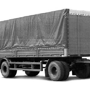 Шасси прицепа МАЗ-837810-012