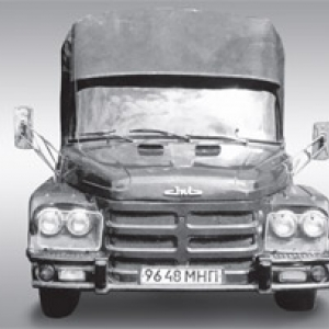 ЗИЛ-4305 «Чебурашка»