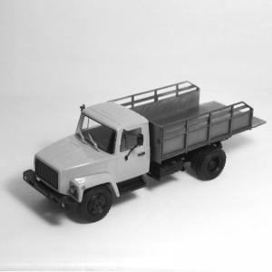 ТрансКИТ ГАЗ-3307 перевозка багажа