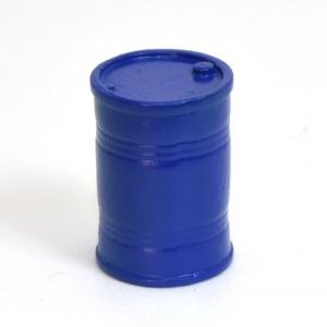 Бочка 200 л. синяя