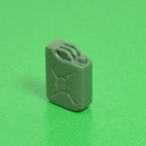 Канистра 20 л типовая хаки (пластик)