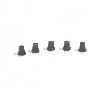 Набор из 5 оранжевых проблесковых маячков FER DDR Ruhla (М300)