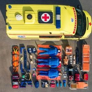 Оборудование для моделей медицинских авто