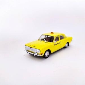Автолегенды СССР спецвыпуск. Такси №3 - ГАЗ--24-01 Такси