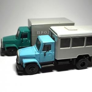 Ремкомплект рессор для ГАЗ-3307 от Компаньон