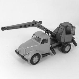 Автокран К 2,5-1Э на базе ГАЗ 51
