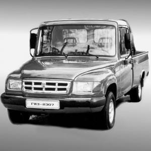 История пикапов ГАЗ: от ГАЗ-2304