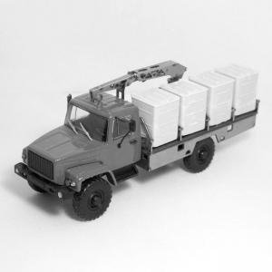 Мусоровоз контейнерный МК-2