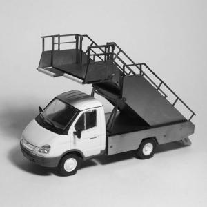Автотрап ТПС-22-1 на шасси ГАЗ-3302