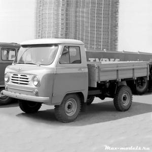 КИТ УАЗ-450Д серийный