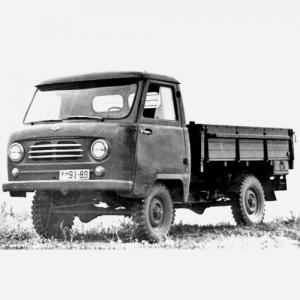 КИТ УАЗ-450Д ранний