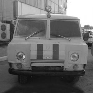 УАЗ Коналю 330 Броневик