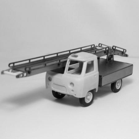 Автотранспортер АТ-6 на шасси УАЗ-452Д