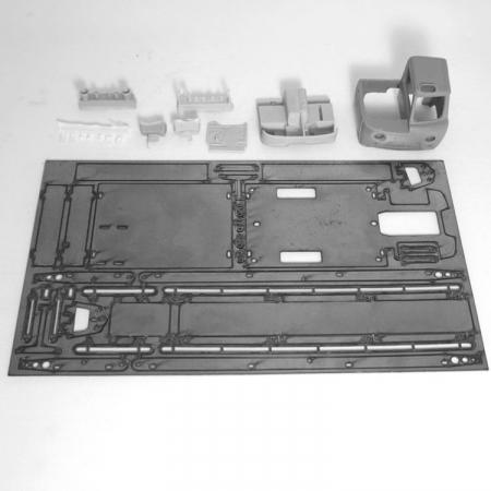 АТ-6 на шасси УАЗ-452Д