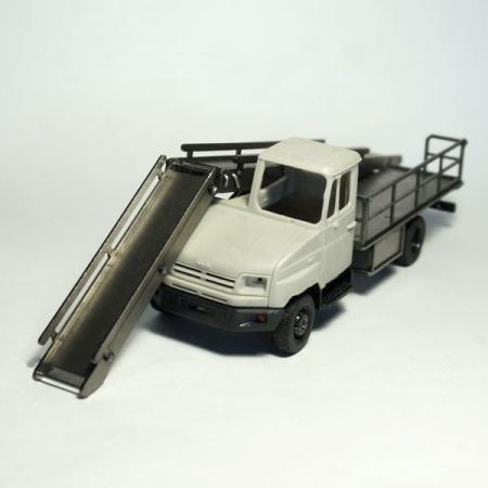 Автотранспортер АТ-7 на шасси ЗИЛ-5301