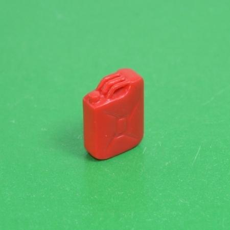 Канистра 20 л. типовая красная (пластик)