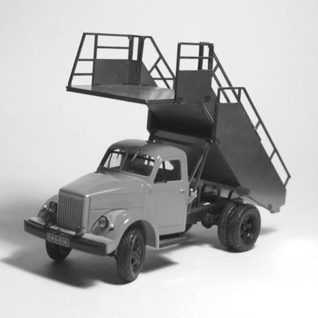 Автотрап АГТА-51 на шасси ГАЗ-51
