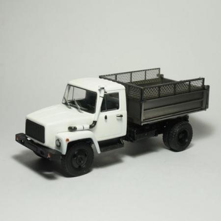 ГАЗ-САЗ-2504 Автосамосвал