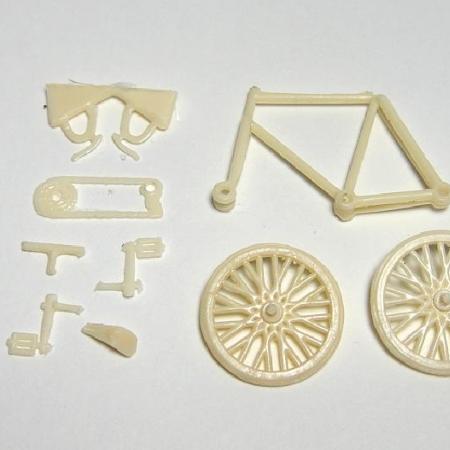 Велосипед Старт-Шоссе 1/43 - смола