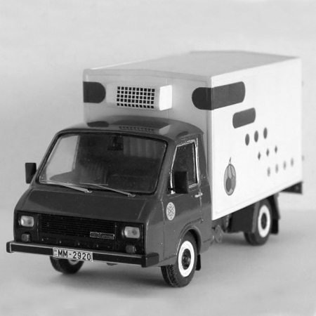 трансКИТ РАФ-2920 фургон/рефрижератор