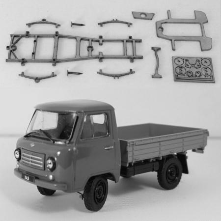 Рама для УАЗ-451Д