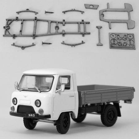 Рама для УАЗ-452Д