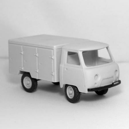 ТрансКИТ УАЗ-2905 Хлебный фургон