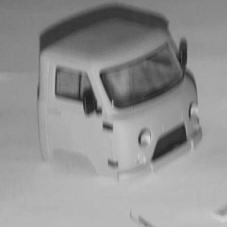 Кабина УАЗ-3303 нового образца