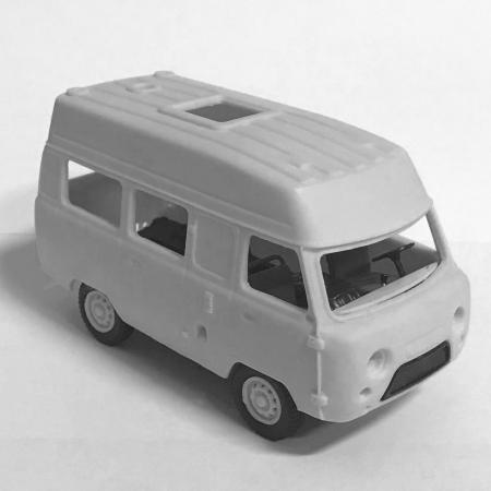 трансКИТ УАЗ-39623 АСМП класса В